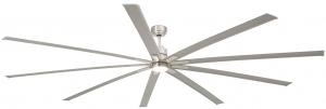 Вентилятор с подсветкой Manhattan LED 244X244X36 CM