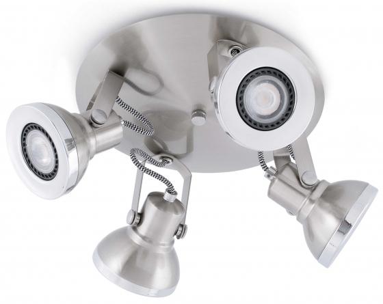 Интерьерный светильник Ring 23X23X13 CM никель 1