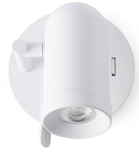 Настенный светильник Orleans 6X17X13 CM белый