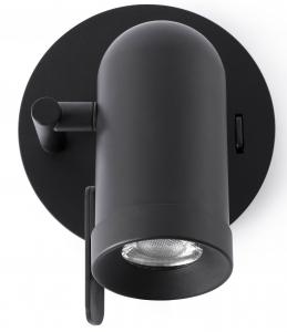 Настенный светильник Orleans 6X17X13 CM чёрный