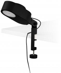 Светильник на струбцине Inviting LED 21X7X30 CM чёрный