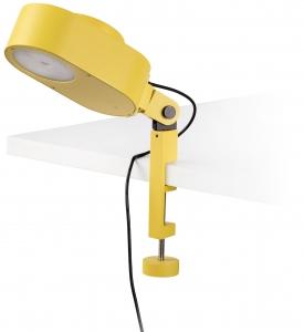 Светильник на струбцине Inviting LED 21X7X30 CM жёлтый
