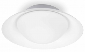 Потолочный светильник Side LED 20X20X9 CM white