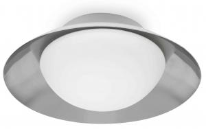 Потолочный светильник Side LED 20X20X9 CM white/nickel