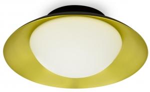 Потолочный светильник Side LED 20X20X9 CM gold