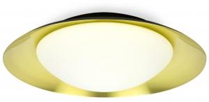 Потолочный светильник Side LED 39X39X11 CM gold
