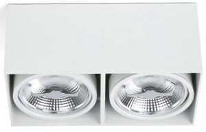Потолочный светильник Tecto 27X14X12 CM белый