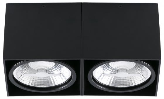 Потолочный светильник Tecto 27X14X12 CM чёрный 1
