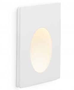Встраиваемый светильник Plas-1 LED 10X5X17 CM