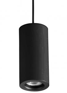 Подвесной светильник Nan LED 7X7X15 CM чёрного цвета