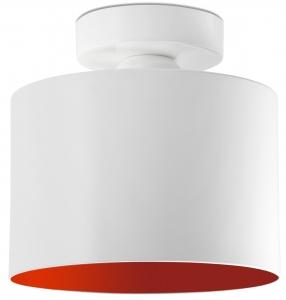 Потолочный светильник Janet 18X18X18 CM красный