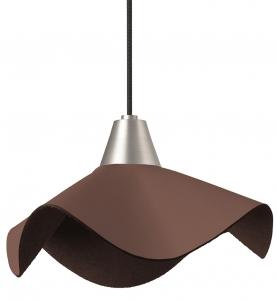 Подвесной светильник Helga LED 20X20X11 CM коричневый