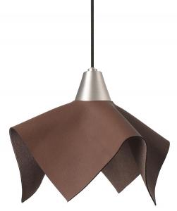 Подвесной светильник Fauna LED 20X20X15 CM коричневый