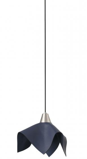 Подвесной светильник Fauna LED 20X20X15 CM синий 2