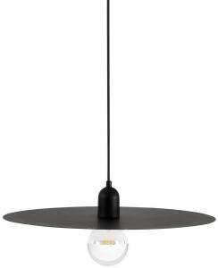 Подвесной светильник Plat 50X50X15 CM чёрного цвета