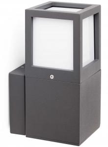 Уличный настенный светильник Onze 11X15X25 CM