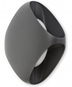 Фасадный светильник Bu-Oh LED 16X9X16 CM серый