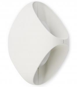 Фасадный светильник Bu-Oh LED 16X9X16 CM белый