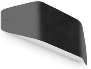 Фасадный светильник Future LED 32X7X14 CM серый