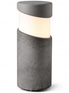 Ландшафтный светильник из бетона Block 15X15X35 CM