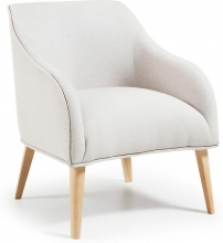 Кресло Lobby 65X75X80 CM бежевое