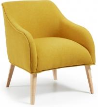 Кресло Lobby 65X75X80 CM горчичное