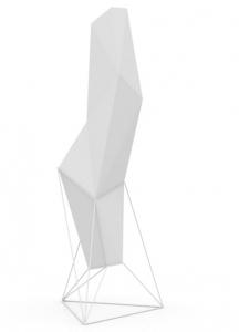Уличный дизайнерский светильник Faz 220X74X87 CM