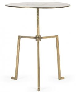 Столик для кафе в винтажном стиле Archie 60X60X75 CM