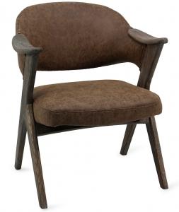 Кресло в винтажном стиле Naiara 62X54X74 CM