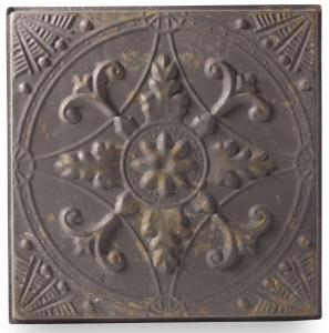 Комплект из 11 металлических панелей Victorian Age 31X31 CM