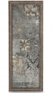 Стеклянная картина в деревянной раме Shape 74X194 CM