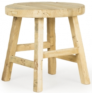 Столик из массива сосны Wabi-sabi Kober 50X50X50 CM