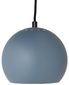 Лампа подвесная Ball 18X18X16 CM тёмно-голубая