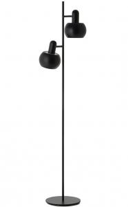 Лампа напольная BF20 31X31X140 CM чёрная матовая