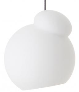 Лампа подвесная Air 22X22X25 CM белое опаловое стекло