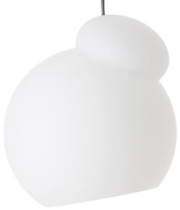 Лампа подвесная Air  28X28X32 CM белое опаловое стекло