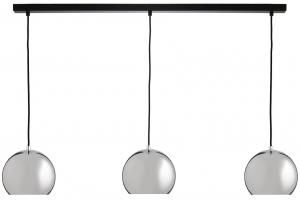 Подвесной светильник Ball 100X18X60 CM хром
