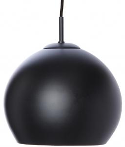 Лампа подвесная Ball 25X25X27 CM чёрная