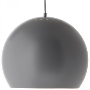 Лампа подвесная Ball 40X40X33 CM серая