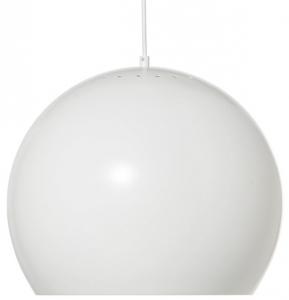 Лампа подвесная Ball 40X40X33 CM белая матовая