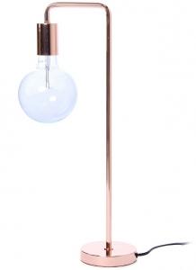 Лампа настольная Сool 15X20X55 CM бронзовая