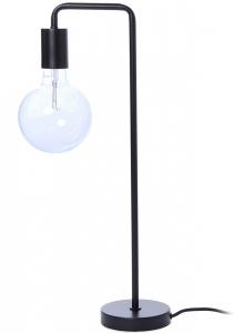 Лампа настольная Сool 15X20X55 CM чёрная матовая