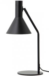 Лампа для рабочего стола Lyss 18X22X50 CM чёрная