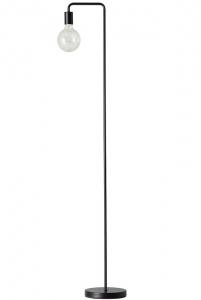 Лампа напольная Cool 22X20X153 CM чёрная матовая