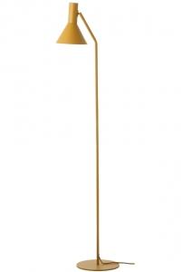 Лампа напольная Lyss 25X25X150 CM миндальная матовая