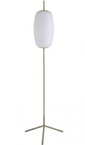 Лампа напольная Silk 45X39X150 CM белое опаловое стекло