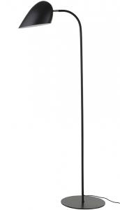 Лампа напольная Hitchcock 35X67X157 CM чёрная матовая