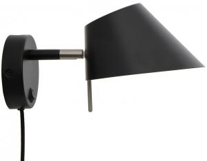 Лампа настенная Office 18X42X18 CM чёрная