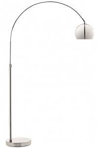 Лампа напольная Lounge 90X23X197 CM хром