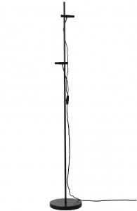 Основание для лампы Ball double чёрное матовое